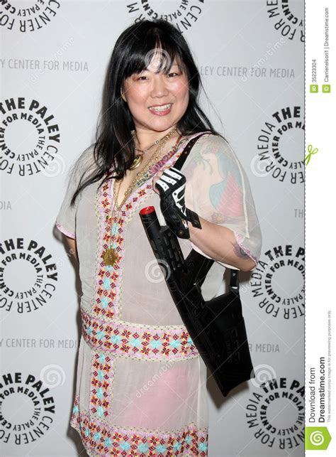 Drop Dead Season Finale - margaret cho editorial stock image image 35223304