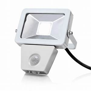 Auraglow 10w Led Motion Activated Pir Sensor Outdoor