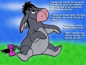 Happy Eeyore Quotes. QuotesGram