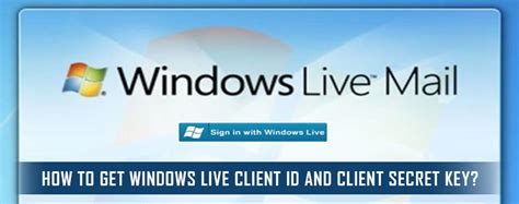 how to get windows live client id and client secret key knowband ecommerce modules