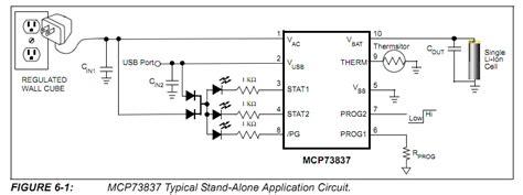 batteries circuit  recharging li ion polymer battery electrical engineering stack exchange