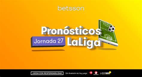 Pronósticos Jornada 27 LaLiga Santander 2020 | Betsson