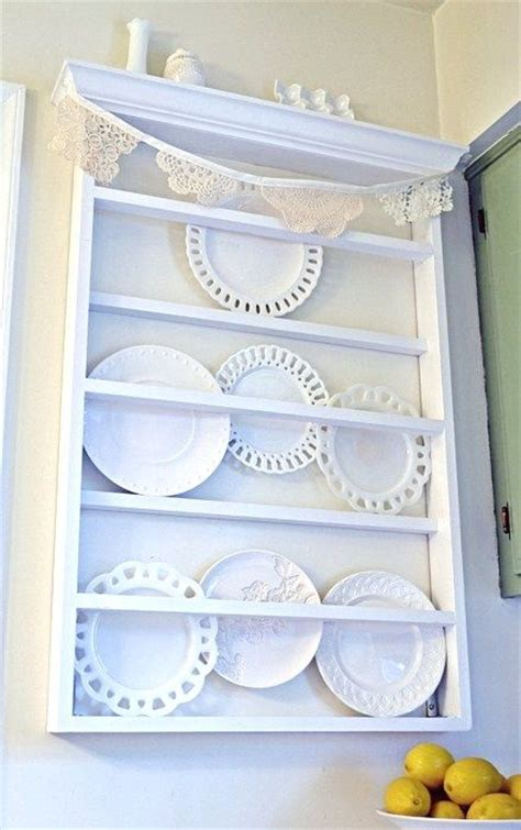 plate rack plans diy woodworking projects plans