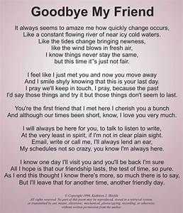 Goodbye Best Friend Quotes. QuotesGram