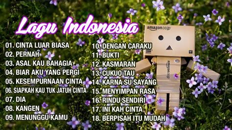 Musik cafe akustik instrumen indonesia terbau 2019 cinta luar biasa,hanya rindu musik cafe akustik instrumen indonesia. Top Lagu Pop Indonesia Terbaru 2020 Hits Pilihan Terbaik+enak Didengar Waktu Kerja - YouTube