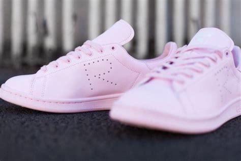adidas stan smith light pink shoes pink pastel adidas raf simons stan smith