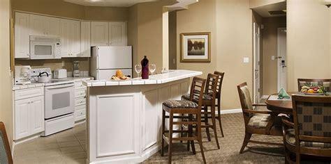 bedroom villa kitchen hotel suites orlando
