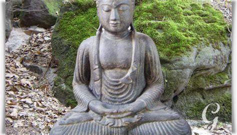 Japanischer Buddha Für Den Garten  Adarsch • Gartentraumde