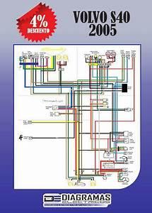 Diagrama El U00e9ctrico Volvo S40 2005  Wiring Diagram
