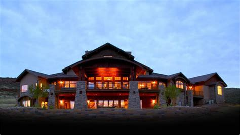 Luxury Home Plans by Luxury Home Plans Walkout Basement Luxury Craftsman Home