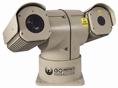 Camera Surveillance Ptz System Range Cameras Vision