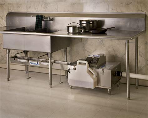 3 compartment sink plumbing diagram advantages