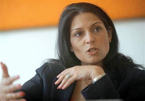 Priti Patel gets Cabinet rank in Cameron's Conservative ...