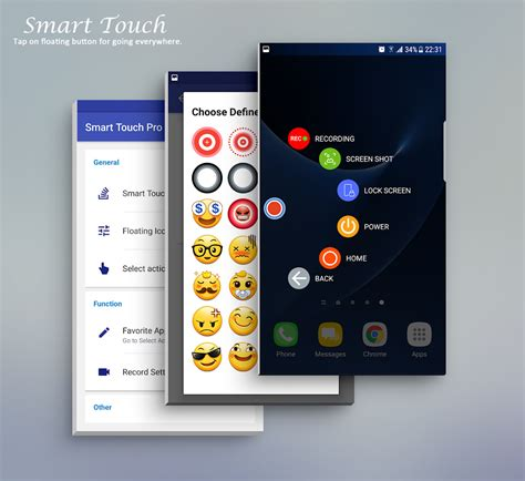 smart touch easy touch assistive touch android apps on play