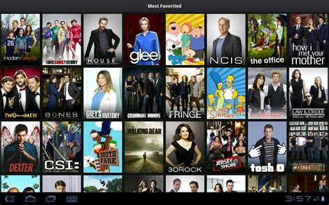collecting  favorite tv shows theyre