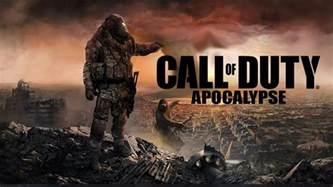 CALL OF DUTY: APOCALYPSE? CALL OF DUTY 2016 APOCALYPSE