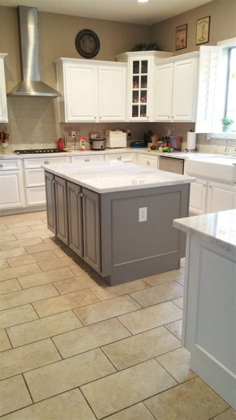 Kitchen Island Accent Color by Kitchen Style Trends Accent Color Kitchen Island Better