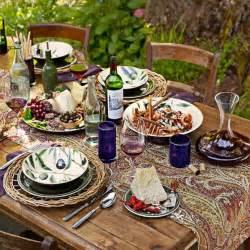 30 outdoor thanksgiving dinner décor ideas digsdigs