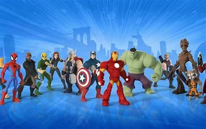 Disney Marvel Heroes Super Infinity Wallpapers Characters