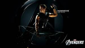 The Avengers Hawkeye Clint Barton HD Wallpapers HQ ...