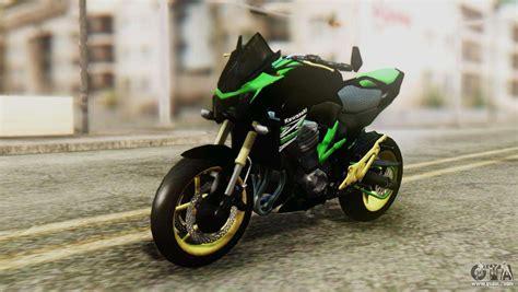 Kawasaki Z800 Modification by Kawasaki Z800 Modified For Gta San Andreas
