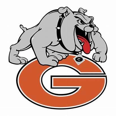 Georgia Bulldogs Logos Clipart Transparent University Grant