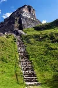 Mayan Ruins Belize Xunantunich
