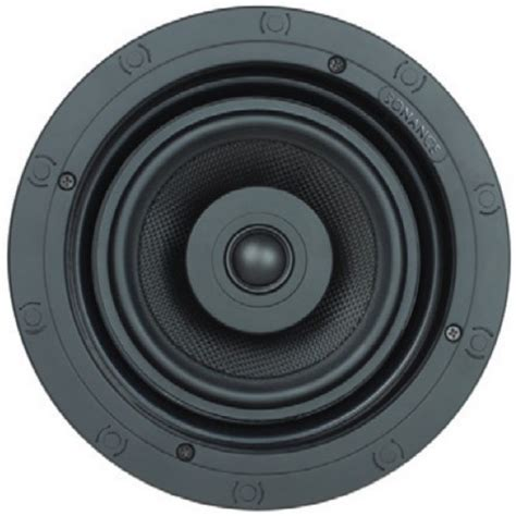 sonance in ceiling speakers sonance visual performance vp62r in ceiling speakers
