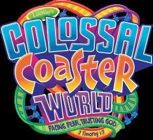 colossal coaster world vacation bible school lutz fl 766   dc97823a141bace1f52f88261d631b1d