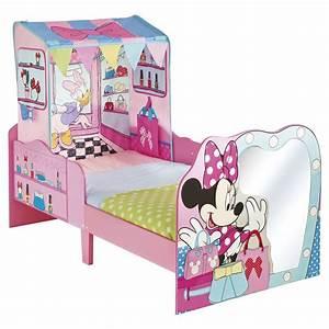 Minnie Maus Bett : minnie mouse startime junior kleinkind eigenschaft bett neu disney ebay ~ Watch28wear.com Haus und Dekorationen