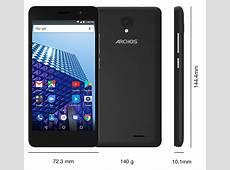 ARCHOS Access 50 Color 4G, Smartphones Description
