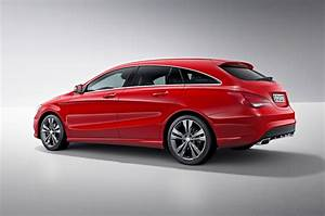 Mercedes Cla Break : mercedes benz cla shooting brake debuts for europe ~ Melissatoandfro.com Idées de Décoration