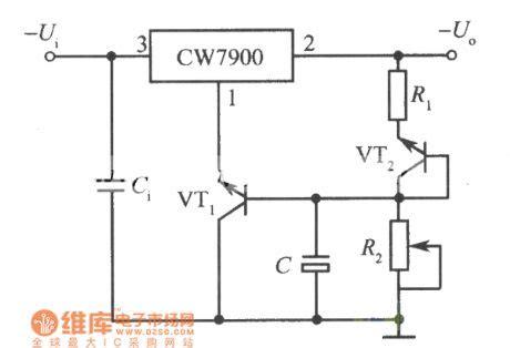 Adjustable Output Integrated Voltage Regulator With