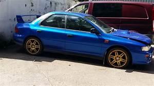 1998 Subaru Impreza Wrx Sti  Gc8 Rotting Away