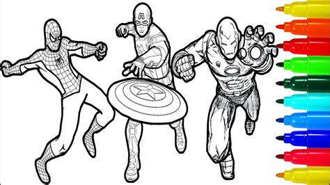 coloring pages hulk  spiderman coloring pages  kids