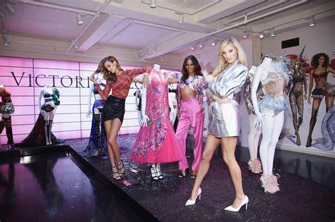 wont  watching  victorias secret fashion show