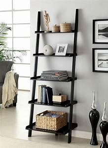 Furniture of America Klaudalie 5-Tier Ladder Style