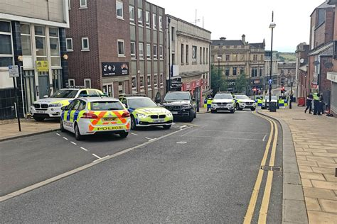 police threatened  firearm  incident  town