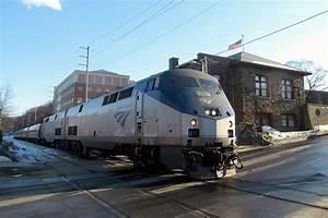 Vermonter  Train