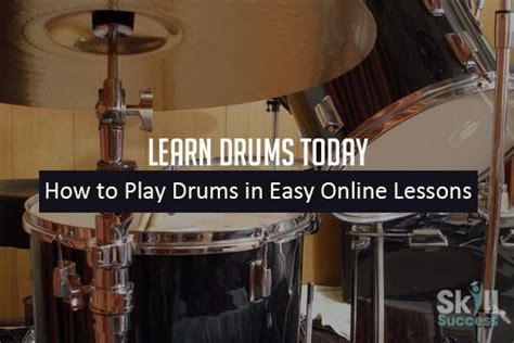 learn drums today   play drums  easy