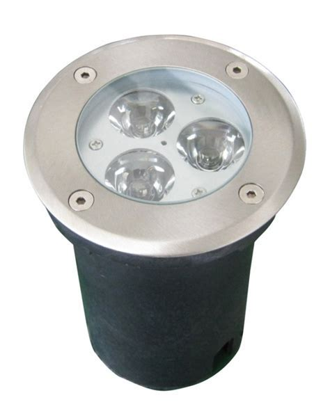 LED Ground Buried Uplighters : Discount LED Lighting