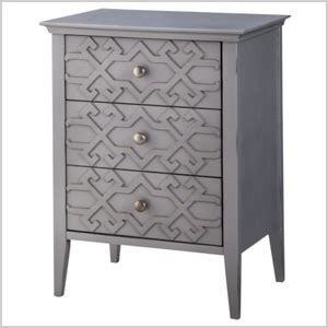 threshold fretwork accent table 50 shades of gray jonathan scott s neutral color of