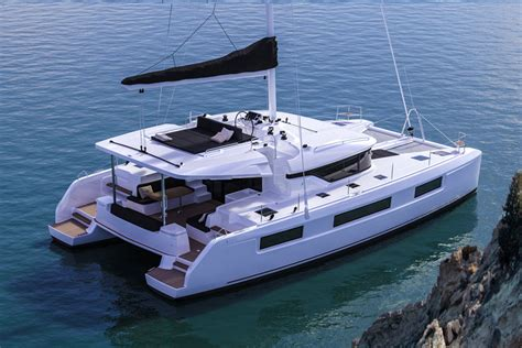 Catamaran Dream Yacht by New Lagoon 50 Coming Fall 2017 From Dream Yacht Sales