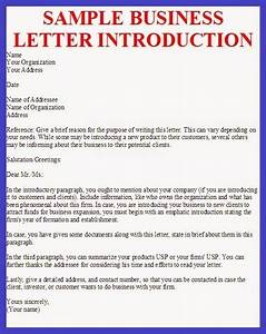 Small business introduction letter business letter format 9 free samples examples format stopboris Choice Image