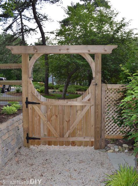 diy garden gates indelink