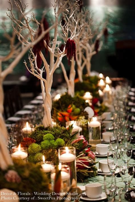 Beautiful Table Decorations by {The Wedding Design Studio