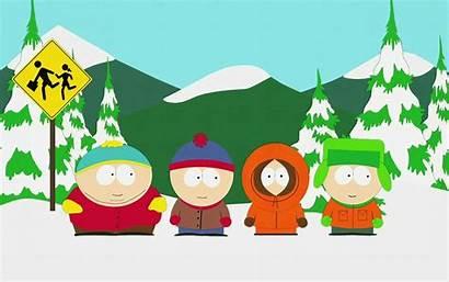 Cartman Park South Kenny Kyle Stan Wallpapers