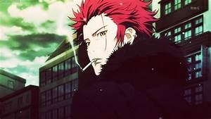 Your favorite badass anime character