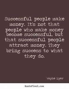 inspirational quotes about making money quotesgram ...