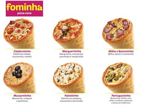Franquia Fominha Pizza Cone - Preço